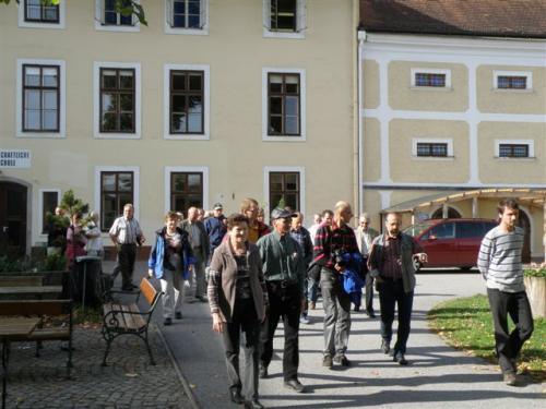 Bauernexkursion am 04. Oktober 2012